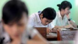 Ujian di SMA 1 Bogor Diawasi CCTV