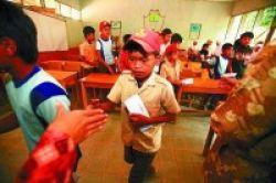 Soal Salah Cetak, 9.000-an Murid SD di Bekasi Batal Ujian
