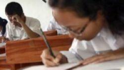 Tinggi, Tingkat Kesalahan Jawaban Ujian Nasional