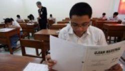 Kunci Jawaban Ujian Nasional Diduga Diedarkan di Mall