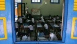 Kwalitas Lembar Jawaban Ujian Nasional SMP Jelek