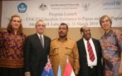 Kerja Sama Pendidikan di Papua dan Papua Barat Diteken