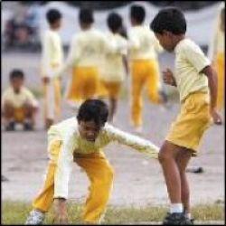 Olahraga Berlebihan Picu Cedera pada Anak