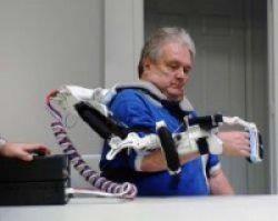 Robot Pemulih Kelumpuhan Pasca Stroke
