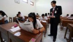 Ujian Nasional Dinilai Tak Tepat Sasaran