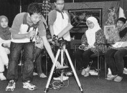 Teknologi Robotik: Anak Indonesia Pun Punya Ide Besar