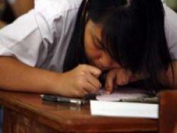 9,73 Persen Siswa SMP Harus Mengulang