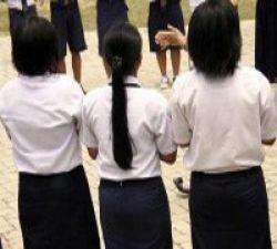 UN SMP Hebatnya Pelajar-Pelajar Perempuan Itu..