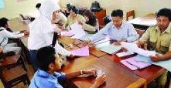 Sekolah Internasional: Kursi Saja Dibedakan...