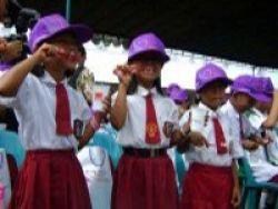 Kampanye Hidup Bersih Berbasis Sekolah