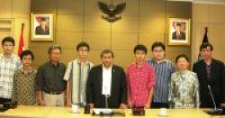 Indonesia Kirim Empat Tim ke Olimpiade Internasional 2010