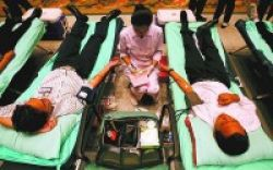 Tren Donor Darah Meningkat