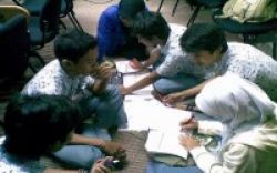 SMAN 53 Jakarta Juara Teater