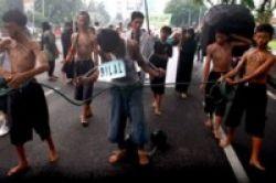 Gerakan Nasional Indonesia Sayang Anak Dicanangkan