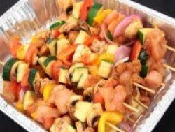 Bikin Kebab yang Lebih Sehat dan Lezat