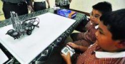 Olimpiade Robot Indonsia: Meningkat, Antusiasme Siswa pada Robot