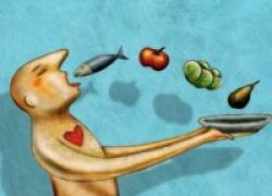 Kiat Cegah Stres dengan 7 Makanan Sehat