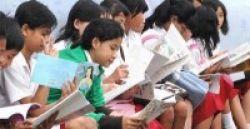 2011, Buku Pelajaran SD dan SMP Gratis!