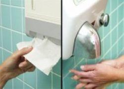 Menggosok Tangan Tingkatkan Jumlah Bakteri?