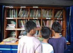 Bookwallah Mengajak Anak Gemar Membaca