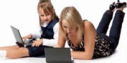 Dampingi Anak di Internet