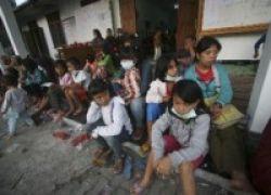 Nasib Pendidikan Anak- Anak di Pengungsian Belum Jelas