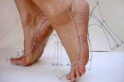 Perempuan Penyuka High Heels Rentan Cedera