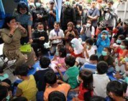 Ribuan Siswa Korban Merapi Belum Bisa Bersekolah
