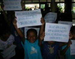 Angka Anak Putus Sekolah di Palembang Cukup Tinggi