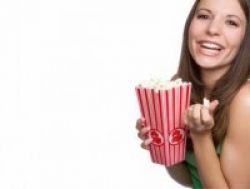 Ngemil Popcorn Lebih Sehat?