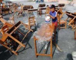 Kebijakan untuk Siswa SD Korban Merapi Belum Diputuskan