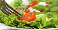 Tangkal Kanker dengan Sayuran Mentah