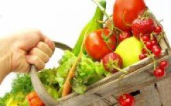 Diet Warna Mencegah Kanker