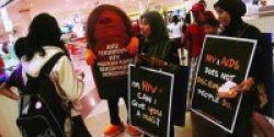 Cegah HIV, Biasakan Hidup Sehat