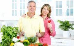 Diet Sehat Perpanjang Umur Lansia
