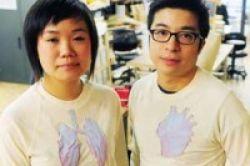 Kaus Canggih Pendeteksi Polusi Udara