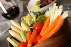 Warna Makanan Wajib: Hijau, Merah, Oranye