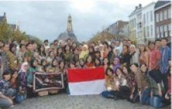 1.250 Orang Indonesia Kuliah di Belanda