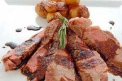 Konsumsi Steak Membuat Bayi Lebih Kalem