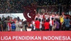 Liga Pendidikan Indonesia Kerja Sama dengan Real Madrid