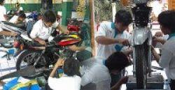 Di SMK, Bobot UN Praktik Paling Besar