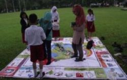 Permainan Ecomonopoli, Menyampaikan Pendidikan Lingkungan di Indonesia