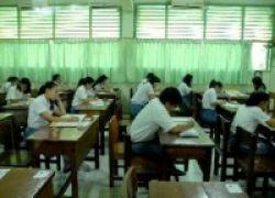 Di Jakarta, Ratusan Siswa Tak Ikut Ujian Nasional