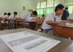 Nilai UN Hilang Puluhan Siswa SMA/SMK Terancam Tak Lulus