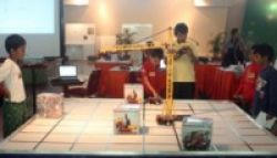 Siswa SMP Magelang Mewakili Indonesia di Kontes Robot