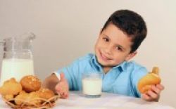Keistimewaan Sarapan Pagi pada Anak