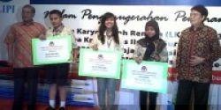 36 Karya Juarai Kompetisi Ilmiah LIPI