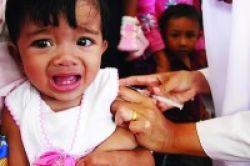 Halau Difteri dengan Imunisasi