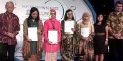 5 Perempuan Peneliti Raih Beasiswa Women in Science 2011