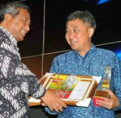 PT BGA Raih Penghargaan Bidang Pendidikan